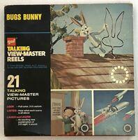VINTAGE GAF TALKING BUGS BUNNY VIEWMASTER REELS AVB 531