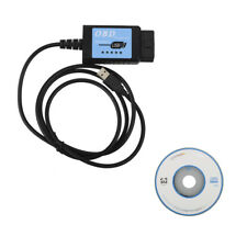 USB ELM327 Scanner V1.4 Plastic OBD2 EOBD CAN-BUS Scanner Tool with FT232RL Chip