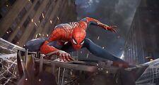 Spider man Poster Length :1200 mm Height: 700 mm  SKU: 2202