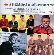 Great British instrumental vol.2 (the shadows, Gerry Moore, scorpions) 2 CD NEUF