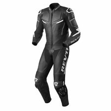 Trajes de cuero Rev'it color principal negro talla 48 para motoristas