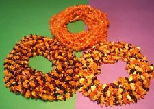Wholesale 30 Baltic Amber Baby Necklaces Mixed Color 10.60 - 11.40 inches