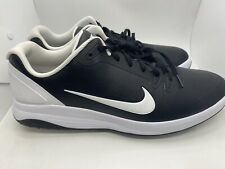 Nike Infinity G Golf Shoes CT0535-001 Black/White Sz 13W