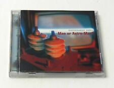 Man Or Astro-Man - Experiment Zero CD 1996 Touch And Go Electro Surf Punk DEVO
