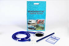 The Original Wash Matik Cleaning System - BEATS ANY HOSEPIPE BAN! Save Water.