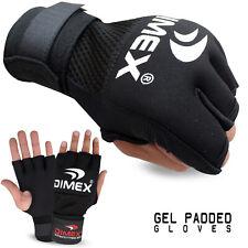 Boxing Neoprene Inner Hand Wraps Padded Sparring Gloves MMA Wrist Straps