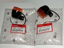 Honda Z50 Z50JZ Indicators Black OEM 33600-181-922  33650-181-922