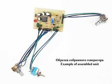 Audio Frequency Af Signal Generator Oscillator 3030000hz Soldering Project