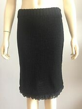 DOLCE AND GABBANA, AUTHENTIC,MADE IN ITALY, BLACK SKIRT