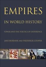 Empires in World History: Power and the Politics of Difference, Burbank, Jane, C