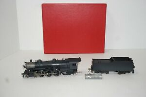 HO Walthers 932-5629 Sunset painted unlettered Great Circus Train Pacific 4-6-2
