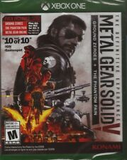 Metal Gear Solid V: Definitive Edition (Microsoft Xbox One, 2016)