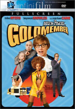 Austin Powers in Goldmember (Dvd, 2002, Full Frame, Infinifilm Series) *New*