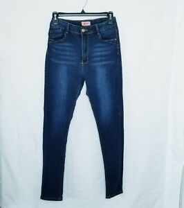 Hailey Jeans Mid-Rise Stretch Skinny Womens Juniors Size 11
