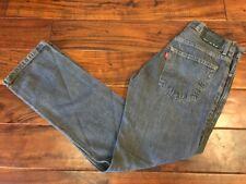 LEVI'S 511 Jeans - Skinny Fit - Grey Gray - W28xL28 28x28 - Boys 16 REG EUC