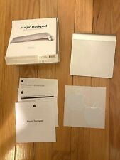Apple Mac Magic Trackpad 1 (model A1339) wireless touchpad with original box