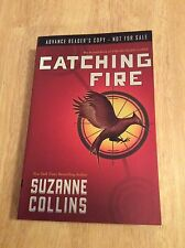 Catching Fire by Suzanne Collins ARC NEW sequel to Hunger Games NEW