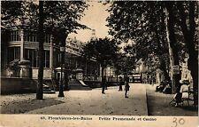 CPA Militaire, Plombieres les Bains - Petite Promenade (279044)