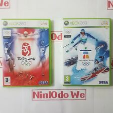 Olympics Game Series (Xbox 360) Multi-ANGEBOT-komplett-Sommer + Winter