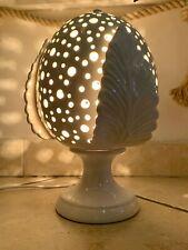 Lampada Ceramica Traforata In Vendita Casa Arredamento E Bricolage Ebay