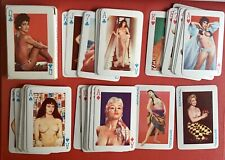 Rare C1960 Ex Shop Stock Mint Harrison Marks Nudes-Queen Of Art-Playing Cards