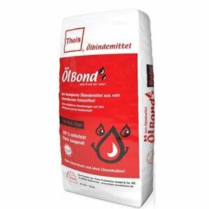 40l Ölbinder Ölbond 20Kg Fein Typ III R stark saugend geprüft und zugelassen