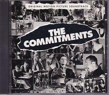 The Commitments OST **1991 USA CD Album**VGC