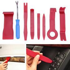 8Pcs Auto Car Door Clip Panel Trim Dash Audio Removal Installer Pry Tools Kit