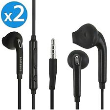 2x OEM Samsung Galaxy S10 S9 S9 S7 S6 J3 J6 J7 Note 8/9 Headset Earphone Earbud