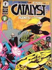 Catalyst : Agents of Change n°7 1994 ed. dark Horse Comics  [G.168]