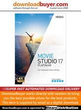 MAGIX VEGAS Movie Studio 17 Platinum - [Download]