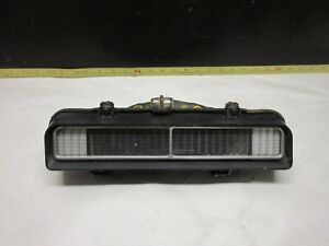 1971 1972 BUICK RIVIERA PARKING LIGHT ASSEMBLY LEFT TURN SIGNAL LAMP