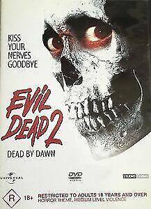 Evil Dead 2   DVD Region 4 (PAL) (Australia)