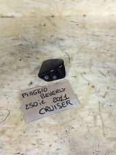 Piaggio Beverly 250 Cruiser Iniezione 2011 Tappo Coperchio Retro Scudo
