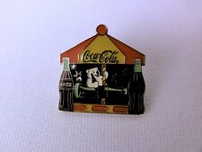 Coca Cola Pin in Shape Of Circus Tent