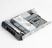 "Dell 3.5"" HYBRID TRAY CADDY with 2.5"" adapter PowerEdge R320 R420 R520 R720"