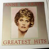 Anne Murray's Greatest Hits: Capitol Records 1980 LP Compilation (Rock / Pop)