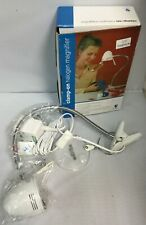 Daylight Clamp-On Halogen Magnifier for Crafts, Sewing etc Boxed PAT Tested X82