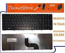 TASTIERA ITALIANA KEYBOARD PER NOTEBOOK ACER Aspire 4810 Series * NUOVA *