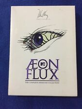 Aeon Flux - The Complete Animated Collection (Dvd, 2005, 3-Disc signature Set)