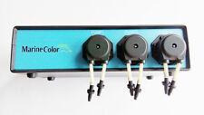 colore marino pompa slave MCD-3-S, lavorando con il MCD-3-M, 3 testine pompa