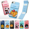 Kakao Friends Costume Wallet Case for Apple iPhone XS Max/ XR XS X 8 8 Plus 7 6