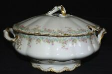 Theodore Haviland Limoges France Schleiger 610-2 Soup Tureen