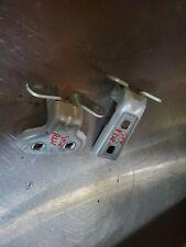 CADILLAC SRX 2004 - 2009 REAR LEFT DRIVER SIDE DOOR HINGE HINGES SET USED OEM
