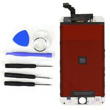 White LCD Display +Touch Screen Digitizer Frame Assembly For iPhone 6 Plus 5.5''