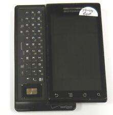 Motorola Droid A855 - Black ( Verizon ) Smartphone