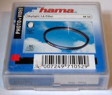 hama Aufbewahrungs- und Transportbox Acryl für 52 mm Skylight 1A