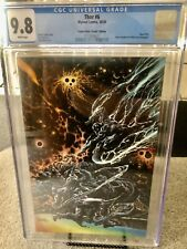 Thor 6 Cgc 9.8 Silver Surfer 4 Homage(death Of Galactus)