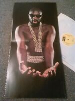ISAAC HAYES - THE ISAAC HAYES MOVEMENT LP / UK 1ST PRESS STAX GATEFOLD 2325-014