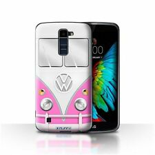 Fundas y carcasas Para LG K8 color principal rosa para teléfonos móviles y PDAs LG